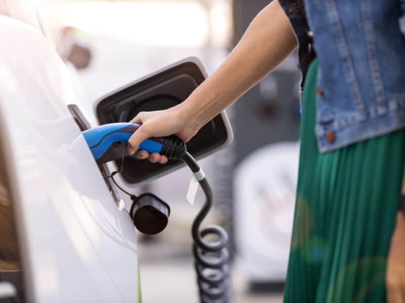 Autolening voor elektrische auto's, plug-in hybrides en CNG