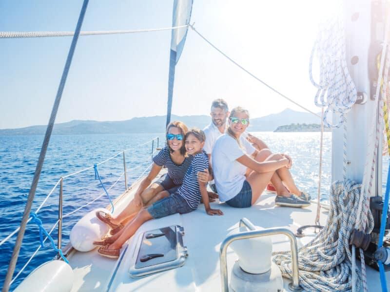 Geld lenen voor een boot