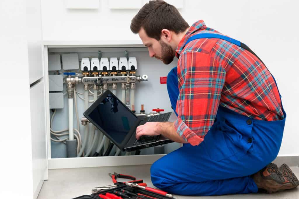 Renovatielening simuleren voor een nieuwe boiler