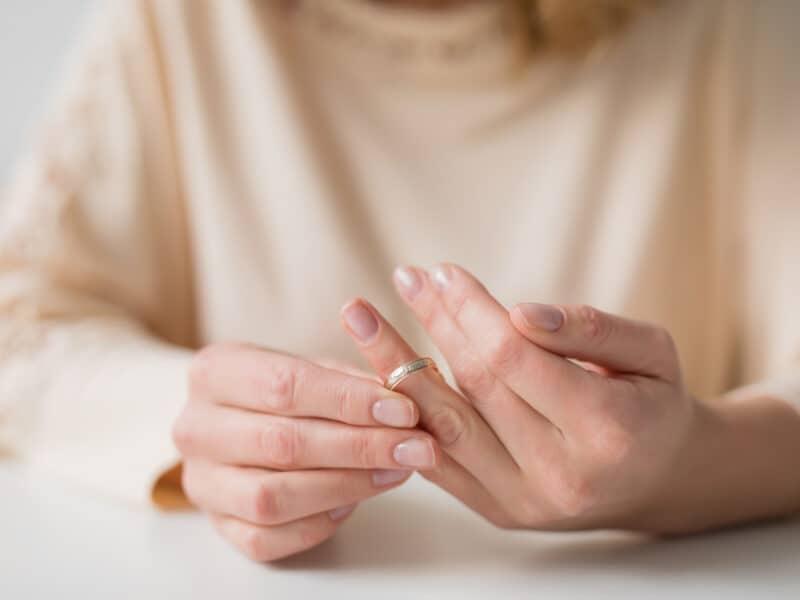 Geld lenen voor een echtscheiding