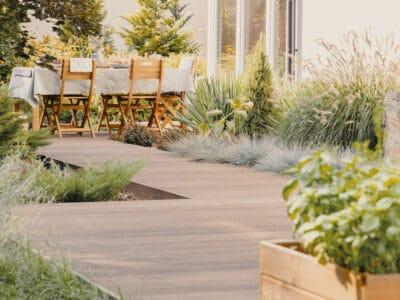 Geld lenen voor een nieuw terras, tuinhuis of het herinrichten van je tuin