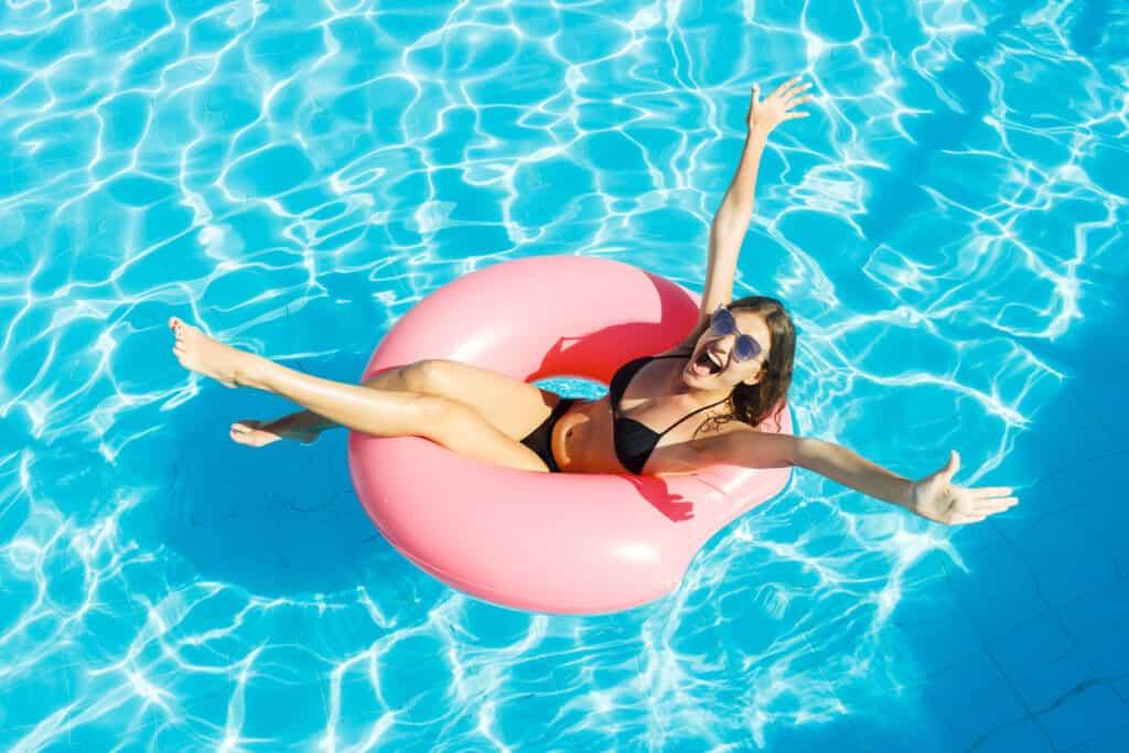 Vind de goedkoopste lening voor je zwembad